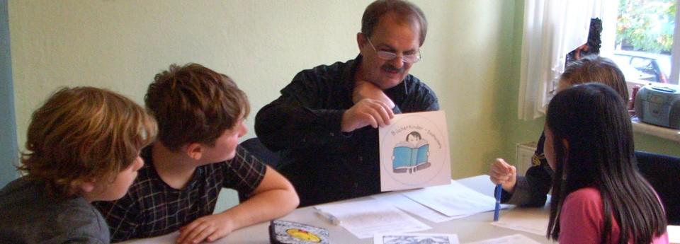 Schreibkurse ~ Bücherkinder Senftenberg