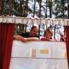 Lesungen mit Puppenspiel ~ Wolfgang Wache, Yana Arlt, Leseratte Raz