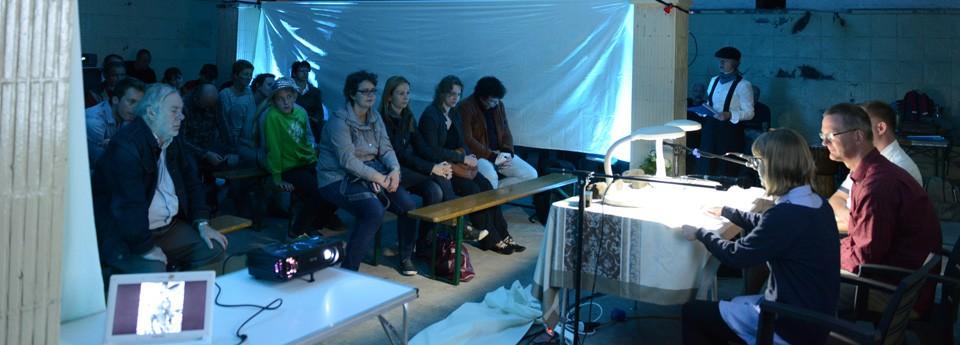Lausitzer Lyrikfestival im Zechensaal