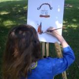 Bis 6.Juni 2019 können sich Kinder und Jugendliche zum Kunstpleinair -15.6. und 16.6. – anmelden