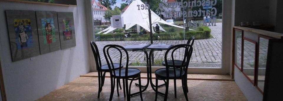 Begegnungsstätte & Galerie MARGA / Marktplatz Brieske