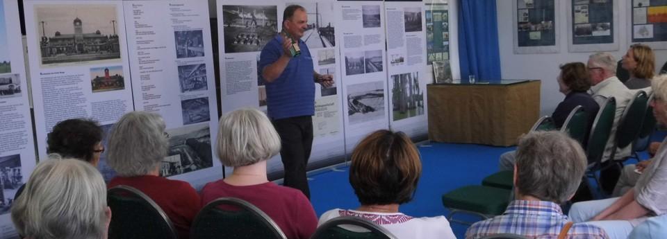 Geschichte/n der Arbeiterkolonie und Gartenstadt Marga